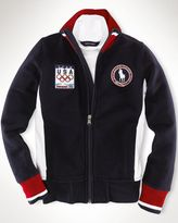 Ralph Lauren Olympic Games Girls Jacket