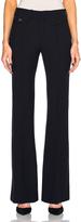 Chloé Stretch Wool Trousers