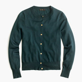 J.Crew Lightweight wool Jackie cardigan sweater