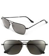 Randolph Engineering Men's 'Intruder' 58Mm Sunglasses - Matte Black/ Grey