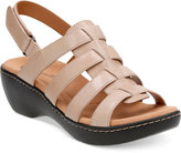 Clarks Collection Women's Delana Maloren Flat Sandals