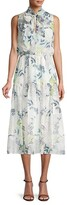 Thumbnail for your product : BCBGeneration Floral-Print Midi Dress