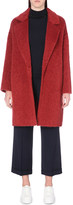 Max Mara Cocoon mohair and wool-blend coat