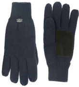 Pajar Suede Applique Detailed Eli Gloves