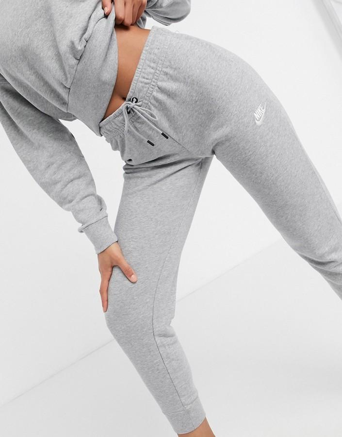 raqueta ropa dinámica  Nike grey Tech fleece joggers - ShopStyle Activewear Pants