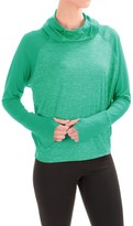 Brooks Dash Hooded Shirt - Long Sleeve (For Women)
