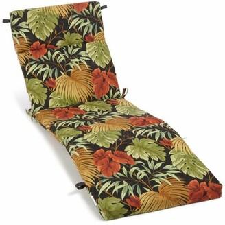 Tropique Indoor/Outdoor Chaise Lounge Cushion Winston Porter