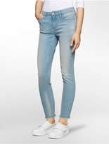 Calvin Klein Ultimate Skinny Mayan Twilight Ankle Jeans