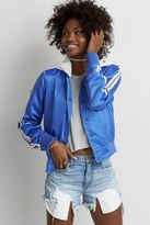 American Eagle Outfitters AE Hooded Bomber Jacket