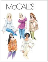 Mccall's M5050 Misses' Tops and Tunics
