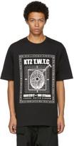 Kokon To Zai Black Brainstorm T-shirt