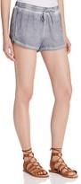 Bella Dahl Sporty Faded Shorts