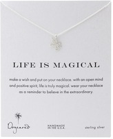 Dogeared Life is Magial Unicorn Reminder Necklace Necklace