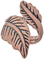 Wrap Leaf Ring