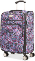 """Ricardo Palm Springs 21"""" Expandable Carry-On Spinner Suitcase"""