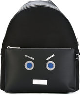 Fendi Faces backpack - men - Polyamide/Polyester/Polyurethane/Spandex/Elastane - One Size