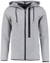 ONLY & SONS ONSVINN Tracksuit top light grey melange