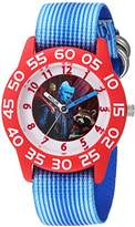 Marvel Boy's 'Guardian' Quartz Plastic and Nylon Casual Watch