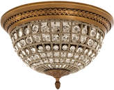 Eichholtz Kasbah Ceiling Light - Brass