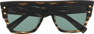 Balmain Eyewear x Akoni B-I sunglasses