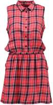 Twintip Dress Red