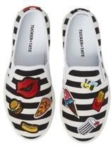 Tucker + Tate Girl's Twinny Snack Applique Sneaker