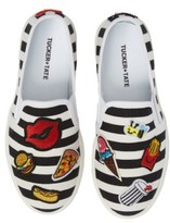 Tucker + Tate Toddler Girl's Twinny Snack Applique Sneaker