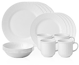 Wedgwood Nantucket Basket 16-Piece Dinnerware Set