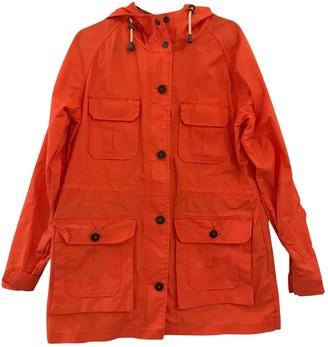 Madewell Orange Coat for Women