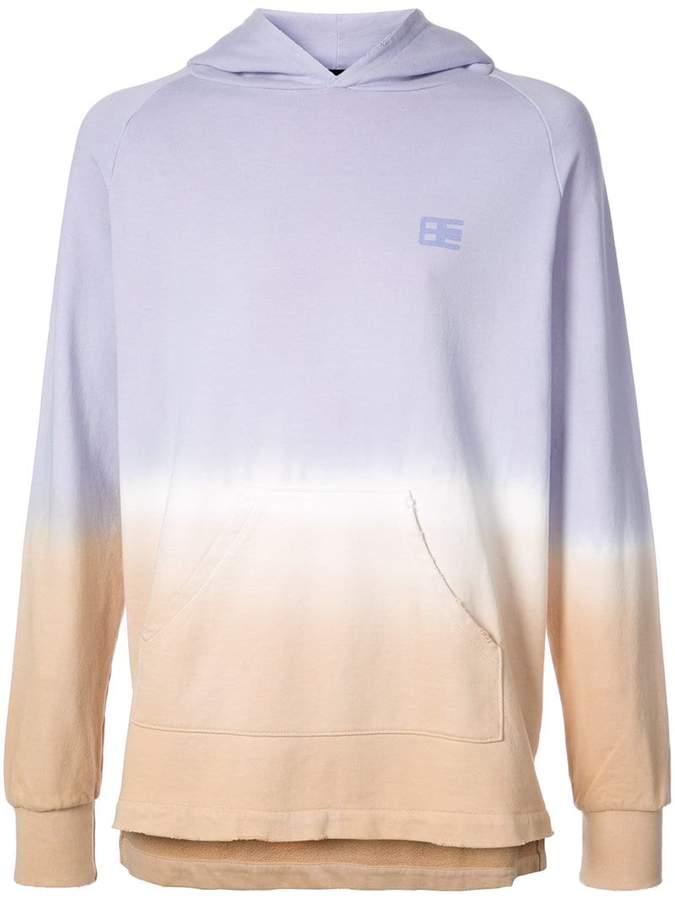 Baja East gradient hoodie