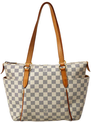 Louis Vuitton Damier Azur Canvas Totally Pm