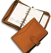 David King 610 Zippered 6 Ring Agenda