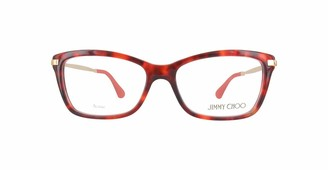Jimmy Choo Women's Brillengestelle Jc96-7Vj15-52 Damen Optical Frames