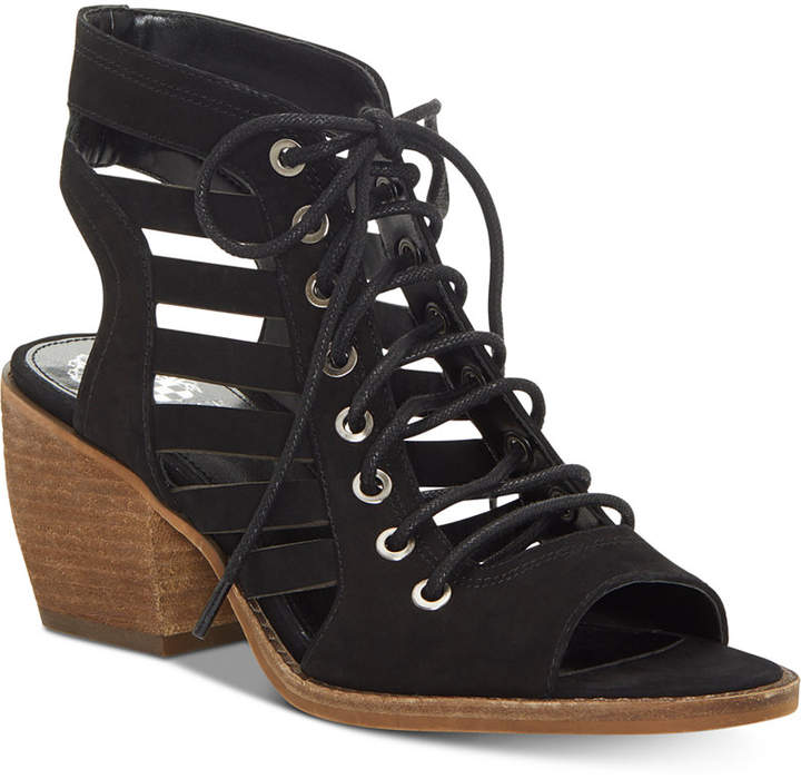 c063e142b3f Vince Camuto Block Heel Women s Sandals - ShopStyle