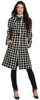 Tracy Reese Women's Hourglass Coat
