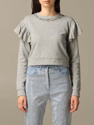 Be Blumarine Sweatshirt Sweatshirt Women Be Blumarine
