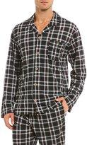 Tommy Bahama Modal Vintage Plaid Pajama Top