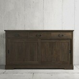 Alcaraz Dining Sideboard Loon Peak Color: Salvaged Espresso/Brown