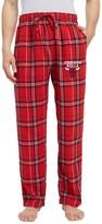 Unbranded Men's Chicago Bulls Hillside Flannel Pants