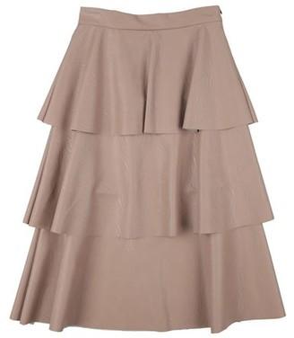 Please 3/4 length skirt