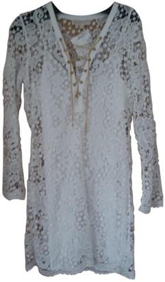 Michael Kors White Lace Dress for Women