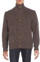 Gant Marled-Knit Cardigan