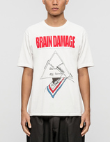 "Undercover Brain Damage"" S/S T-Shirt"