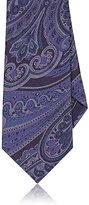 Brioni Men's Paisley Silk Jacquard Necktie