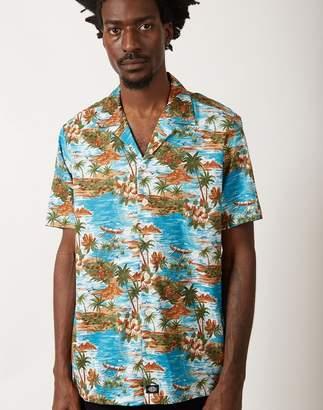 Dickies Blossvale Shirt Blue