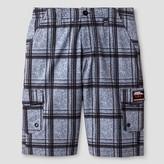 No Fear Boys' Cargo Hybrid Shorts Black