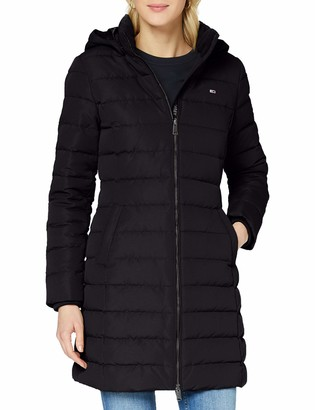 Tommy Jeans Women's TJW Quilted Down Coat Jacket