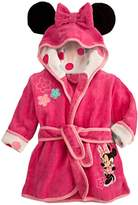 Ameny® Children Kids Coral Velvet Animal Cosplay Hoody Bathrobe Cape Suit Minne Mouse