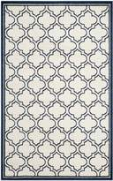 Safavieh Amherst Collection AMT412M Indoor/Outdoor Area Rug, 4 Feet by 6 Feet