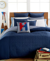 Tommy Hilfiger Academy Navy King Duvet Cover